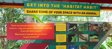 Habitat Habit!