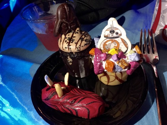 Star Wars A Galactic Spectacular Dessert Party no Disney's Hollywood Studios